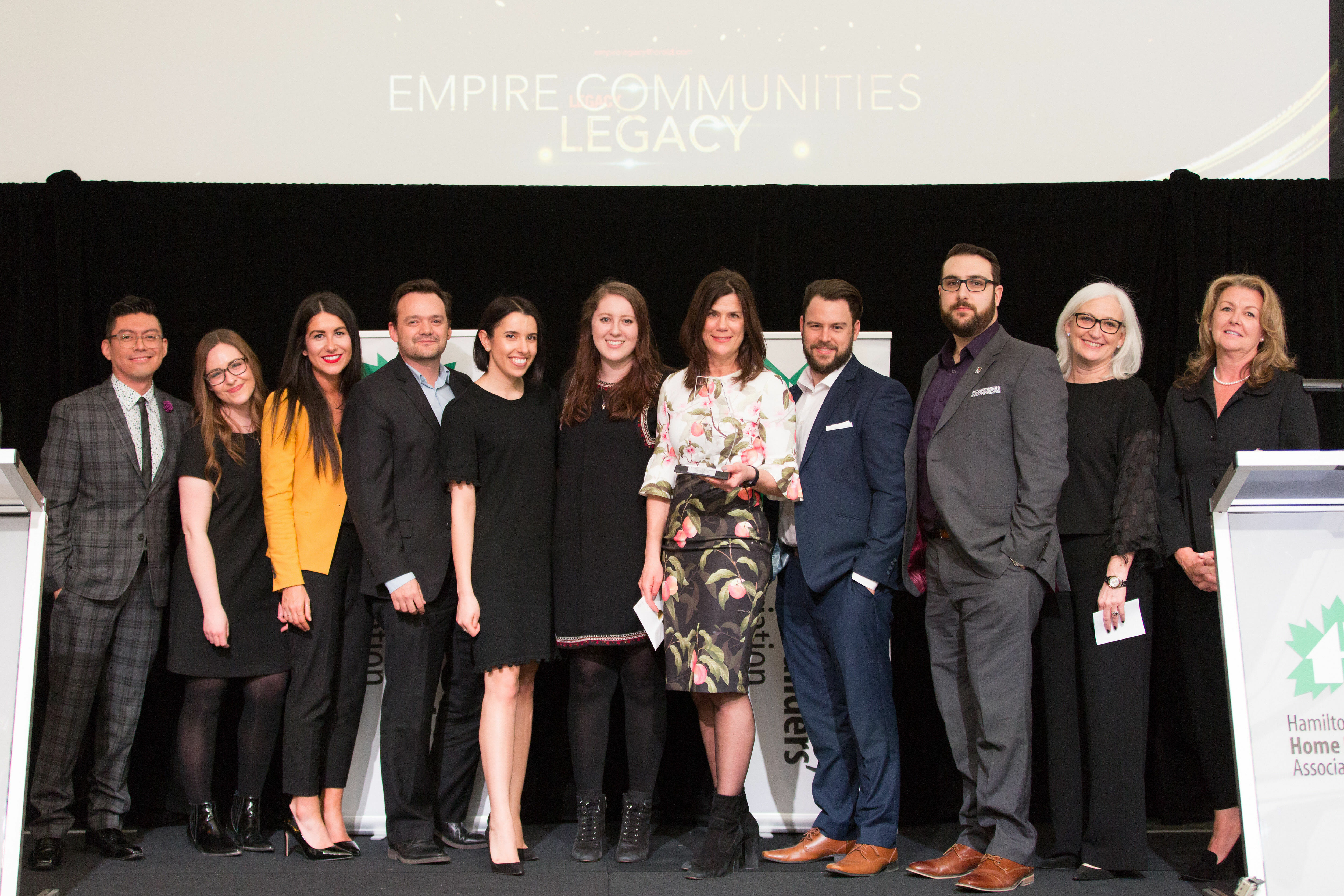 Empire Communities and  Purblink team .
