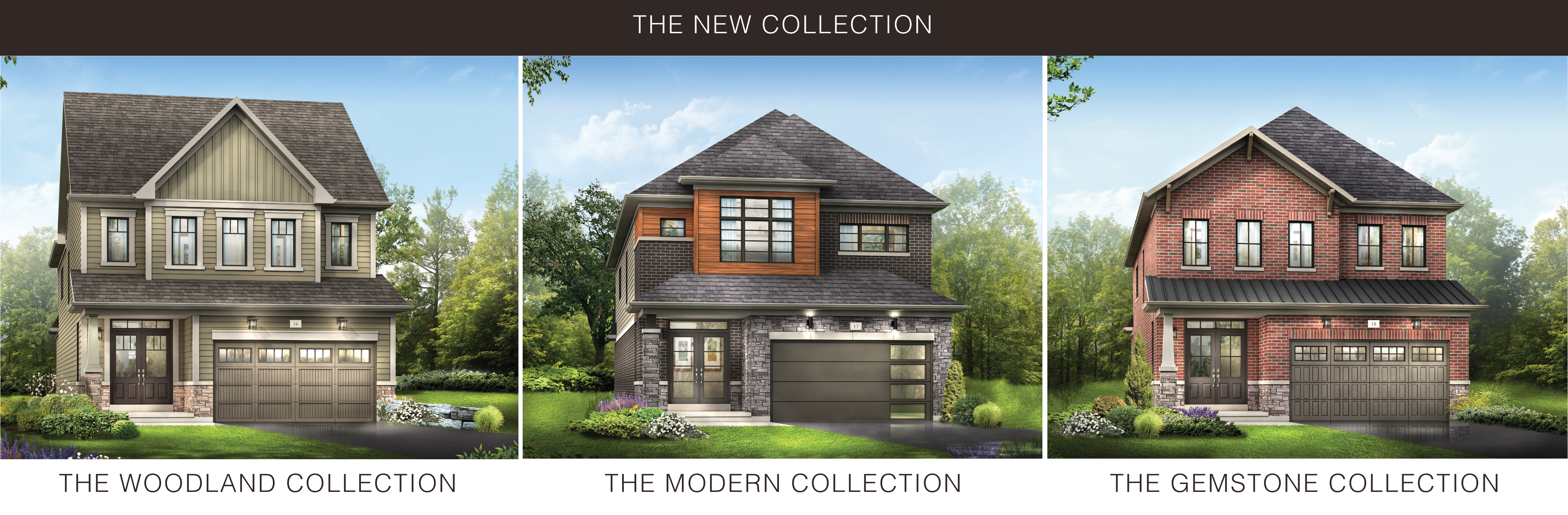 New Homes New Look Introducing Brand New Home Designs At